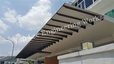 Awning Design by Malaysia Awning System Design Installation Service