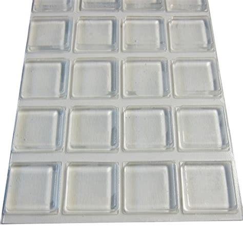 square rubber st rubber adhesive rubber pads 1 inch square self stick