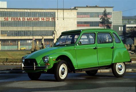 Citroen Dyane by Citroen Dyane Compie 50 Anni L Auto In