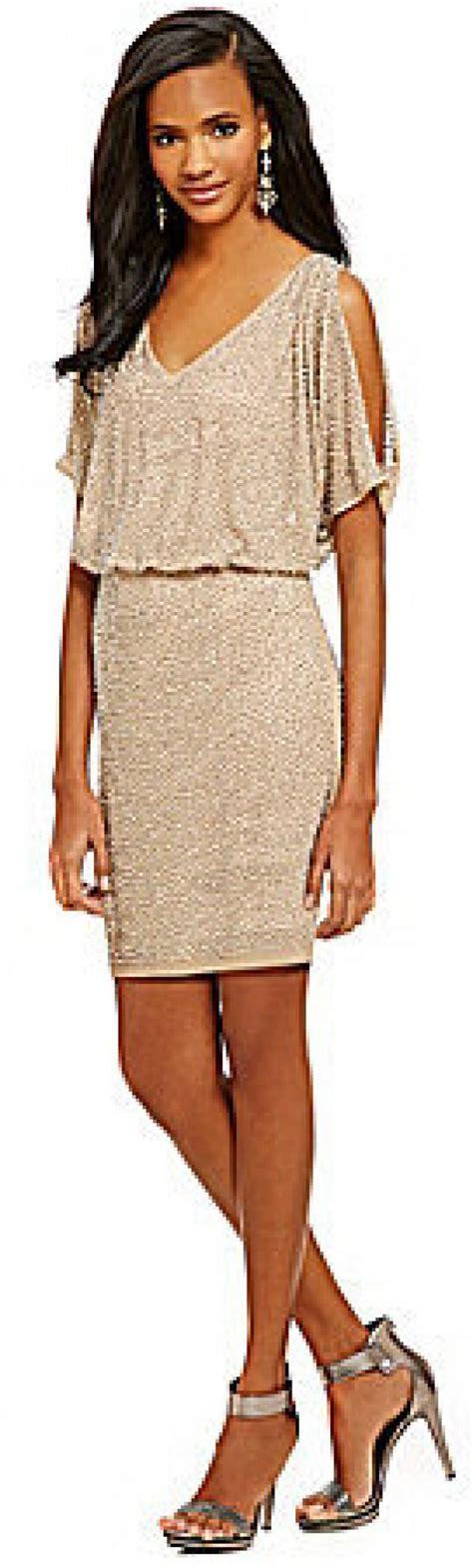 beaded dress blouson xscape beaded blouson dress 2218559 weddbook