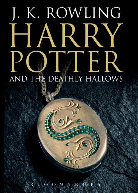 harry potter book picture deathly hallows edition harry potter fan zone