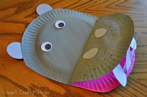 easy paper plate crafts for 25 simple paper plate crafts for every event recycled things
