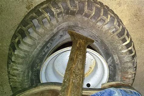 tire soap bead repairing those arrogant tires progressive forage