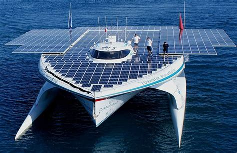 solar powered solar power ingenious solutions for boaters boats