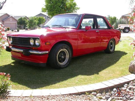 Datsun 510 Coupe For Sale by 1973 Datsun 510 Coupe
