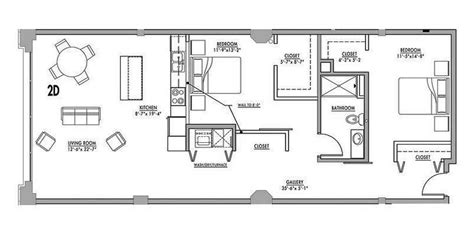 loft floor plans floor plan 2d junior house lofts