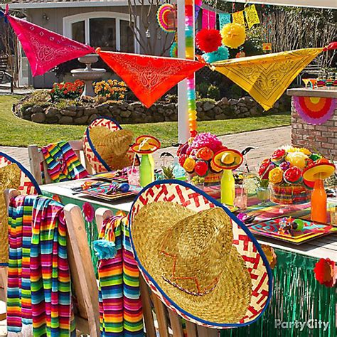 mexican themed cinco de mayo ideas cinco de mayo decoration ideas