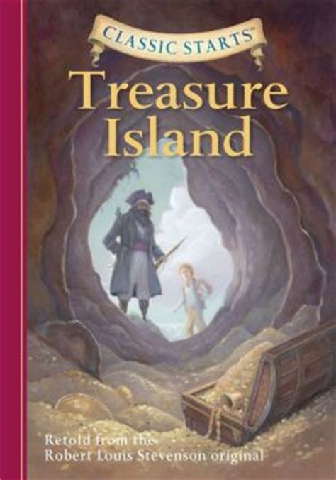 treasure island picture book treasure island classic starts series by robert louis