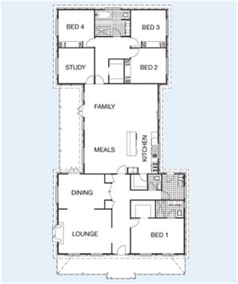Simple Farmhouse Floor Plans paal kit homes quality country style kit homes for owner