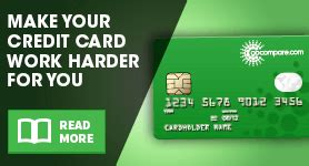 how do you make a credit card heating gocompare