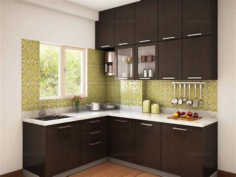 l shaped modular kitchen design tag for l shaped small modular kitchen designs designs b