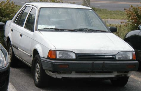 how do i learn about cars 1988 mazda b series lane departure warning file mazda 323 sedan jpg wikimedia commons