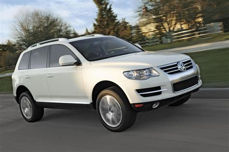 2008 Volkswagen Touareg 2 by 2008 Volkswagen Touareg 2 Picture 186781 Car Review