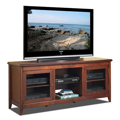 glass door tv cabinet object moved