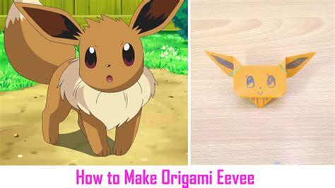 eevee origami origami eevee images images