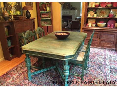 chalk paint ideas for tables florence chalk paint 174 dining room table by indigo tones