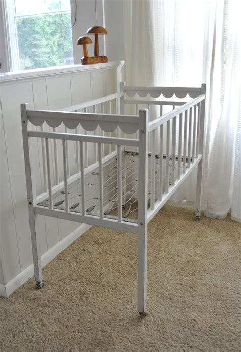 antique looking baby cribs best 25 vintage baby cribs ideas on vintage
