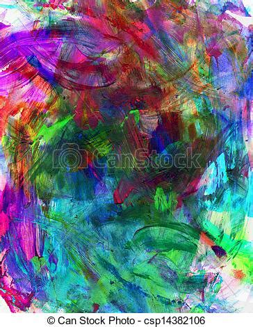 acrylic paint clipart acrylic paint background with texture stock illustration
