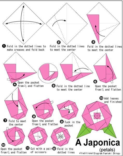 origami camellia http en origami club flowers camellia camellia