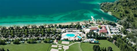 cing la pergola capfun lac chalain tourisme en franche comte