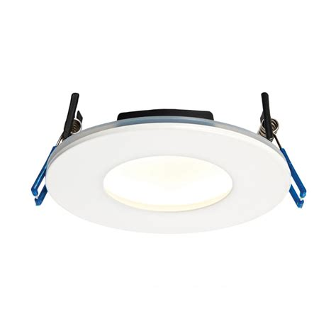 bathroom recessed light 69880 orbitalplus bathroom led recessed light fixed