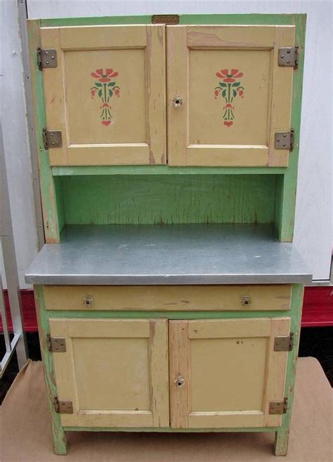sellers kitchen cabinet 1930 s sellers junior kitchen cabinet ivory mint green