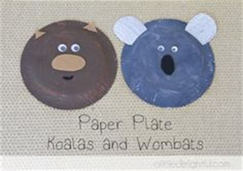 koala paper plate craft 1000 images about australia day craft on
