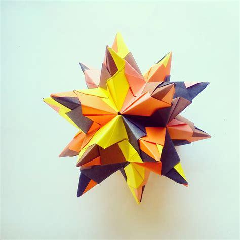 origami bascetta origami bascetta paolo bascetta folded by uzma