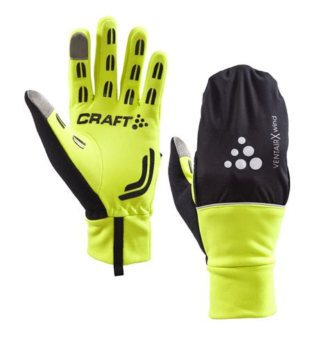craft gloves for can touch this craft s new hybrid weather glove bikerumor