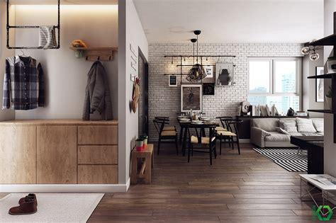 nordic design a charming nordic apartment interior design by koj design