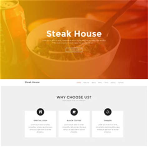 free html css website templates