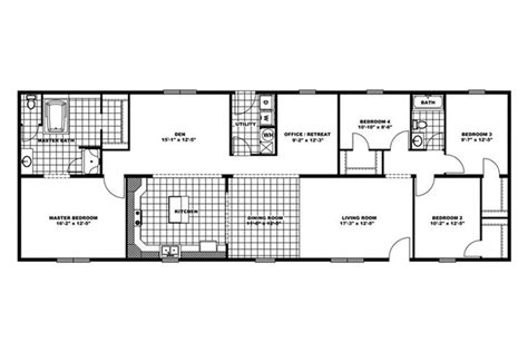 oakwood mobile home floor plans oakwood mobile homes floor plans 1996 oakwood mobile