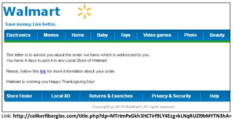 www walmart track order be wary of order confirmation emails krebs on security
