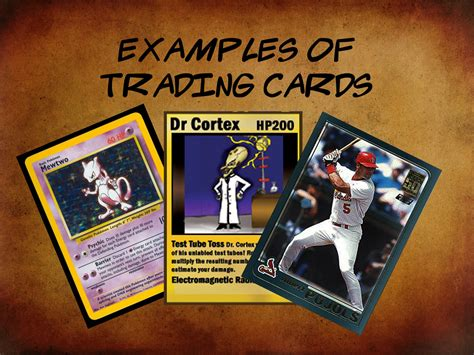 make a trading card make the card make your own trading card