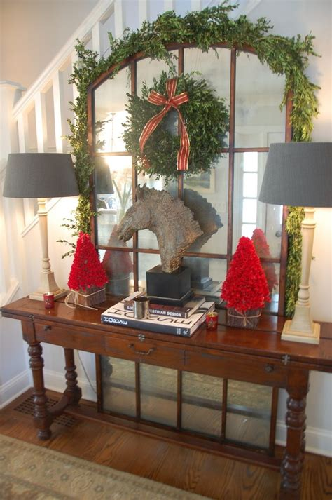 decorating table for stupefying rustic console table decorating ideas
