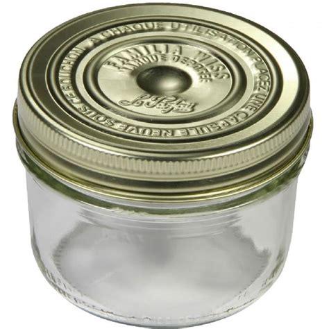 conserve 6 bocaux 224 visser en verre compl 232 te le parfait familia wiss la casserolerie