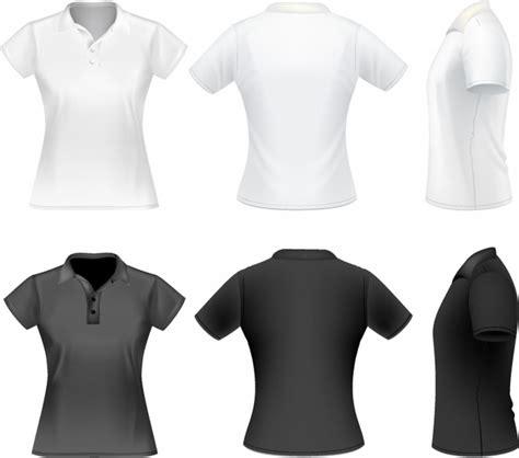 Car Wallpaper Photoshop Shirt Template by Vector Collar T Shirt Template Free Vector