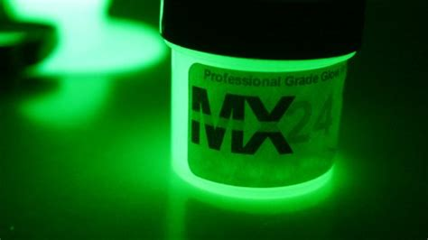 glow in the paint abu dhabi green mx24 glow in the paint daytime