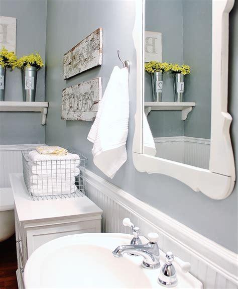 decor ideas for bathroom farmhouse bathroom decorating ideas thistlewood farms