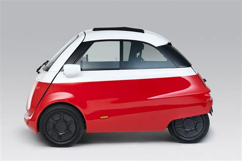Best Small Electric Car by Microlino Smallest Electric Car For A City