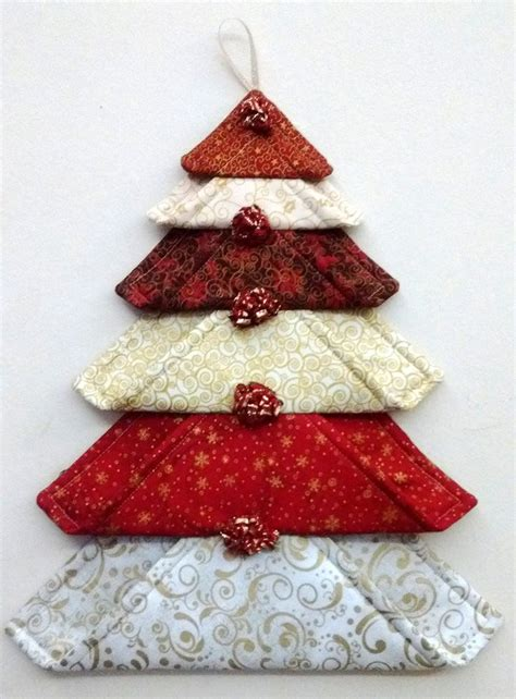 tree decorations to make best 25 fabric ornaments ideas only on
