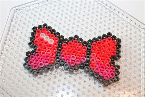 parchment paper for perler doodlecraft pixel hama bead 8 bit bows