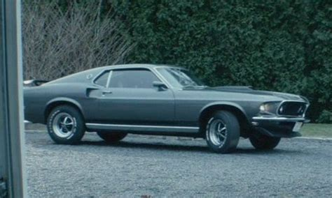 Where Can I Get Floor Plans For My House ford 1969 mustang mach1 as seen on john wick in john wick