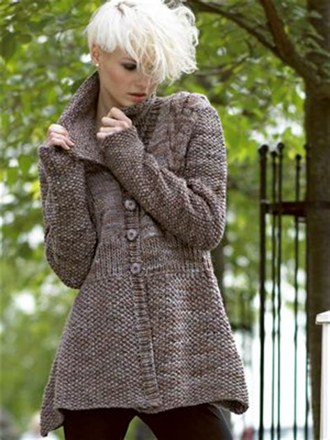 free knitting patterns for jackets knitting patterns galore design three
