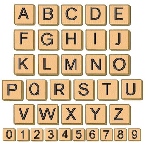 scrabble font concord collections styles concord collections embroidery