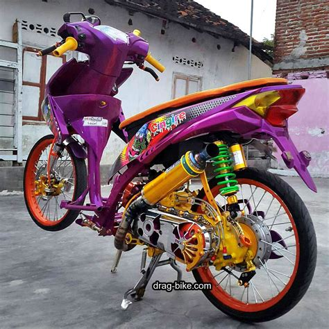 Gambar Modifikasi Motor Honda Beat by Foto Modifikasi Motor Beat Lama Modifikasi Yamah Nmax