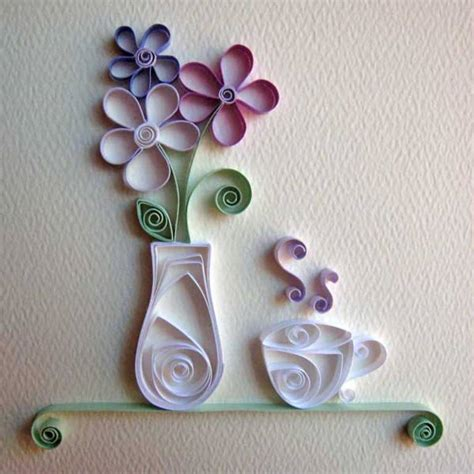 craft ideas of paper paper crafts modern magazin