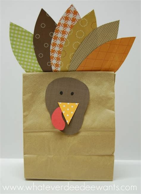 paper bag turkey crafts paper bag turkey munchkins and