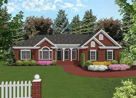 ranch house plans attractive mid size ranch 2022ga architectural designs house plans