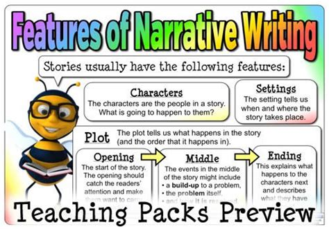 picture books for narrative writing the narrative writing pack